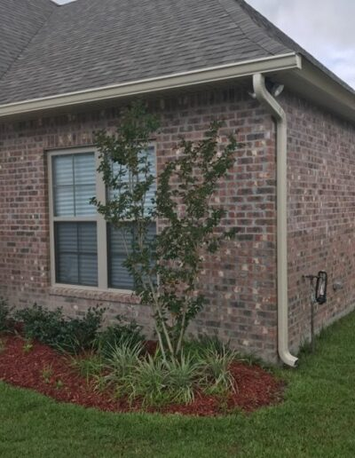 patio covers and seamless gutters